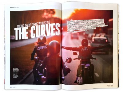Roadster Magazin 8/2015 – the CURVES