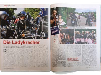 Motorradfahrer 10/2016 – Die Ladykracher