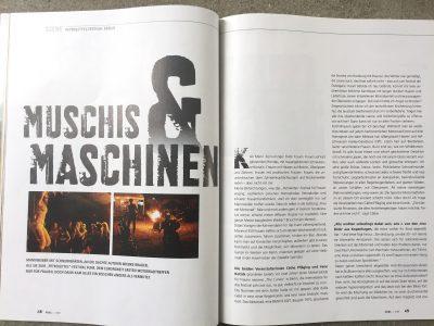 Fuel 10/2016 – Muschis und Maschinen