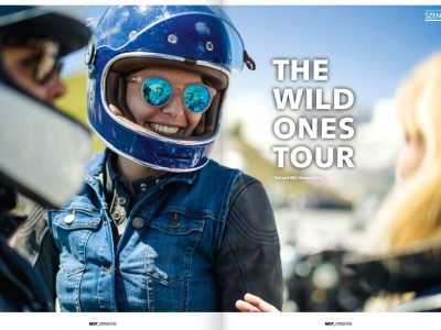 MOT Magazine 11/2016 – The Wild Ones Tour