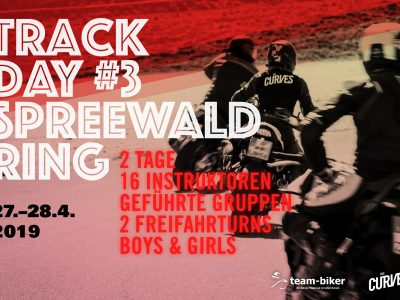 27.–28. April 2019 | Track Day Spreewaldring